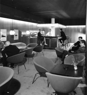 Bar del SAS ROYAL HOTEL